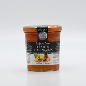 Confiture Extra de Fruits Tropicaux